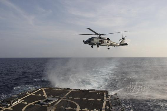 With no sign of missing plane, search spreads far across land and sea