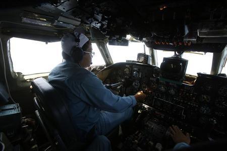 Missing jet may have strayed toward Andaman Sea - Malaysian air force