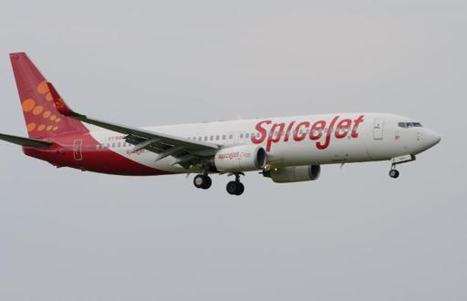 India's SpiceJet places $4.4 billion order with Boeing