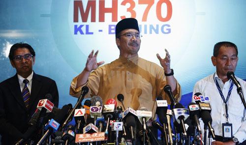 Radar data suggests missing Malaysia plane deliberately flown toward Andamans
