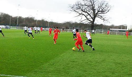 Vietnam U-19s lose 0-9 to Tottenham peers