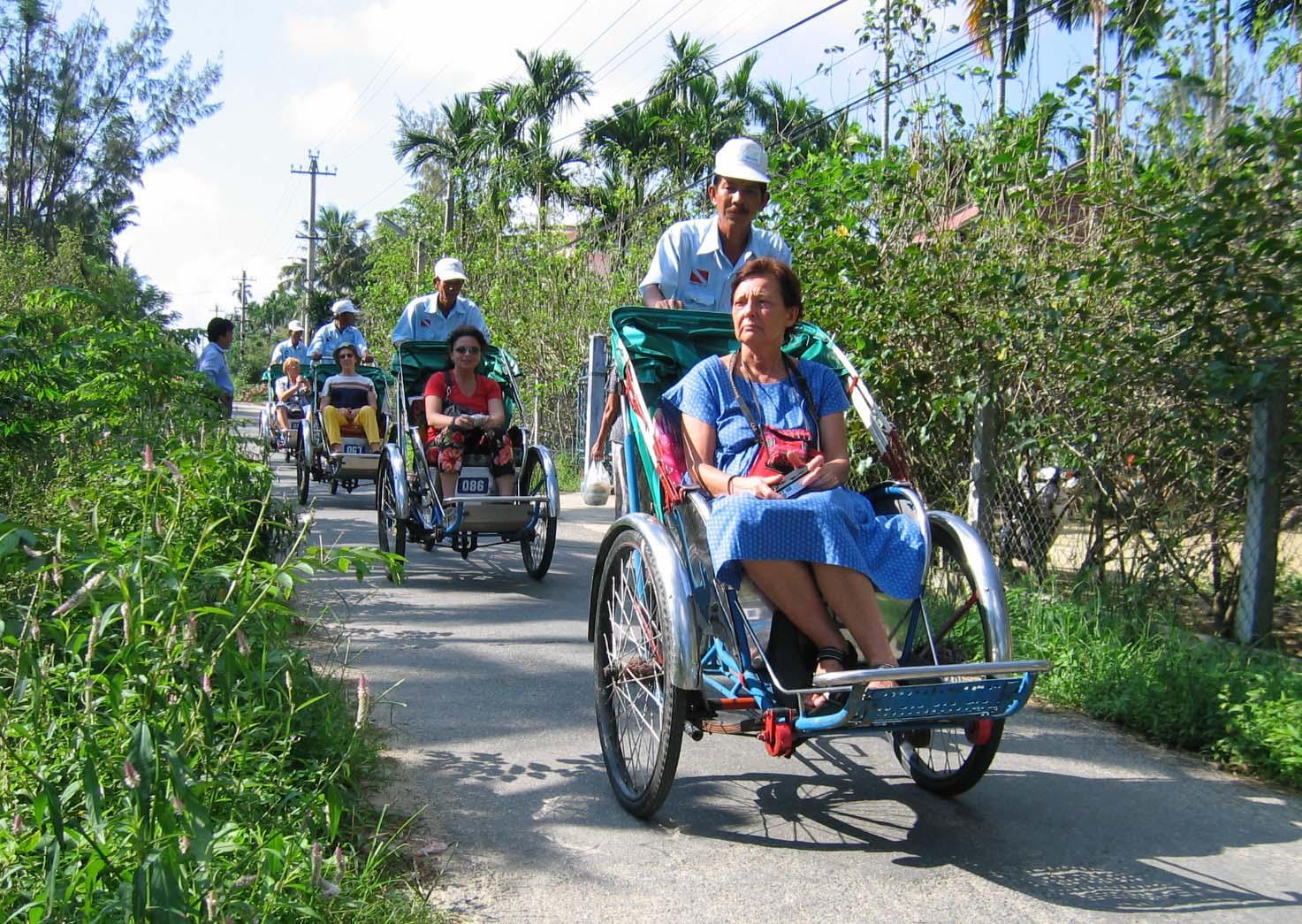 A modern homestay in central Vietnam