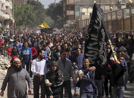 Egyptian court sentences 529 Brotherhood members to death