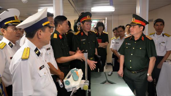 Vietnam Navy ready to join Indonesia exercise