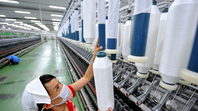 Vietnam textile firm earmarks $190 mln for projects this year