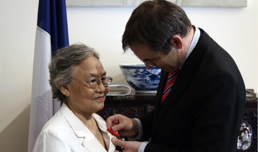 France awards prestigious medal to Vietnamese academic