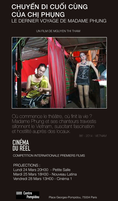 Vietnam documentary on homosexuals screened in France
