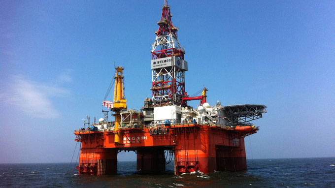 Vietnam protests China's illegal operation of drilling rig in Vietnamese waters