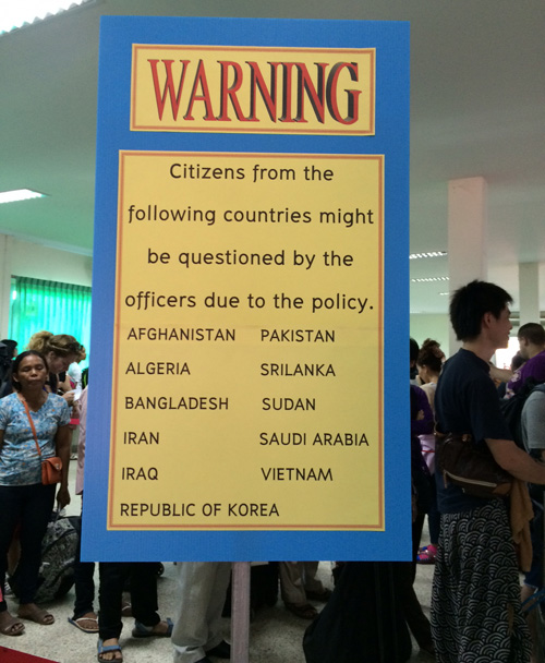 Vietnamese tourists infuriated by $700 proof of funds to enter Thailand