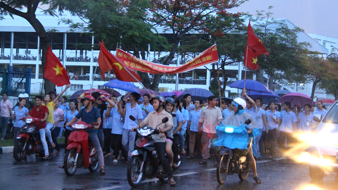 750 people to be indicted for riots in Vietnam's Binh Duong Province