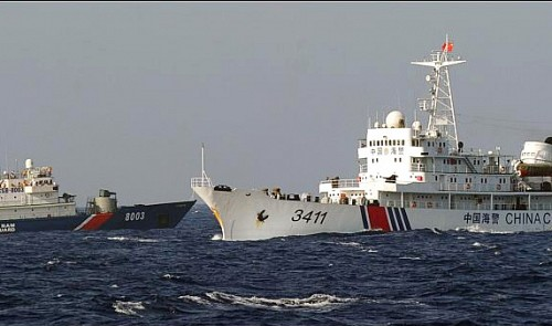 Vietnam Coast Guard closely monitoring China's 2nd oil rig