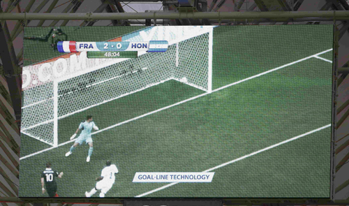 Goal-line technology to be used at Euro 2016: Blatter