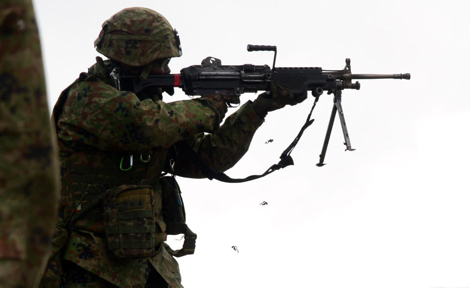 Japan set for first arms export under new rules: report
