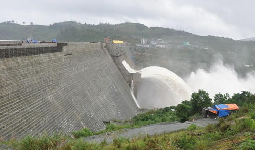 Hydropower plant area in Vietnam hit by 4th quake in 4 days