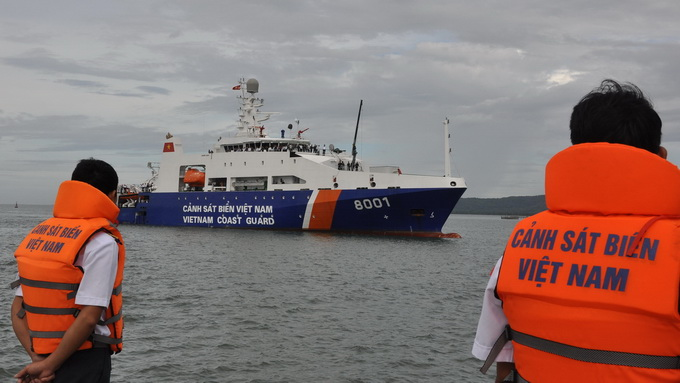 Japan to grant ODA to Vietnam to build patrol ships