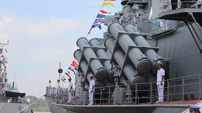 Vietnam to add 2 locally-built warships to naval fleet this quarter