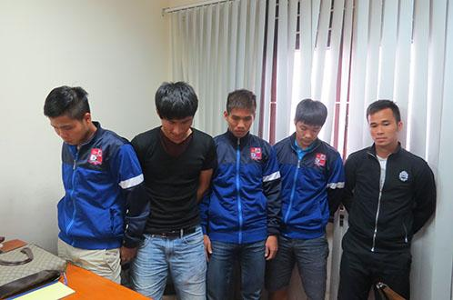 7 Vietnam footballers arrested for alleged match fixing