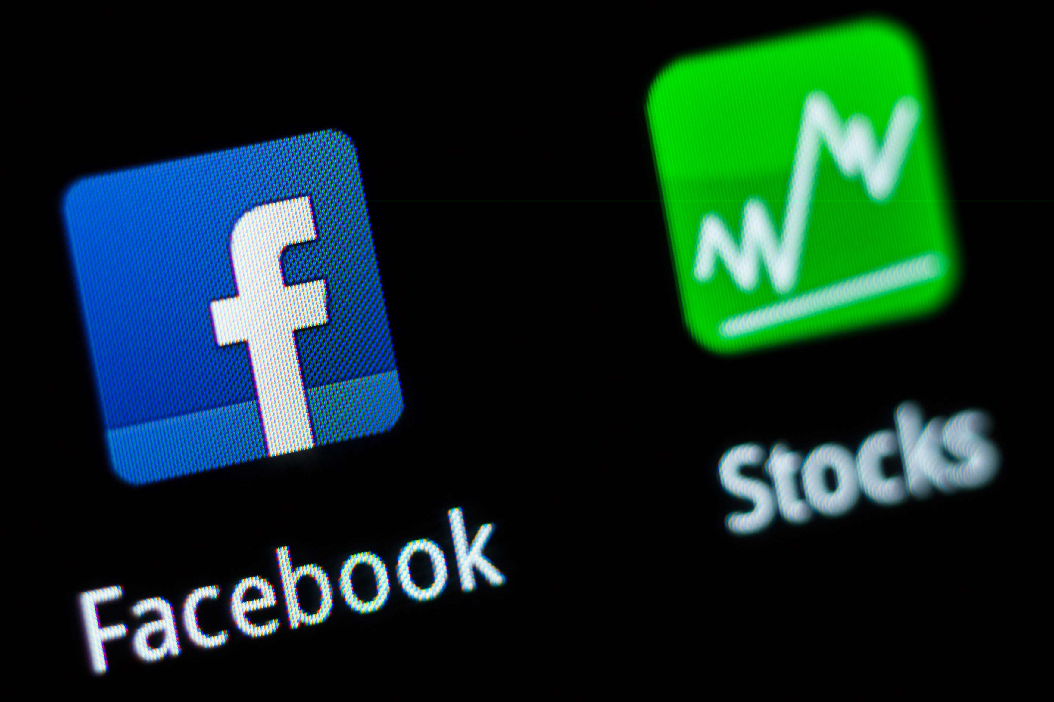 Facebook stock hits all-time highs on strong earnings