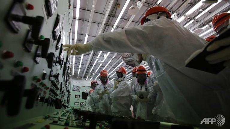 Japanese get anti-radiation pills ahead of nuclear restart