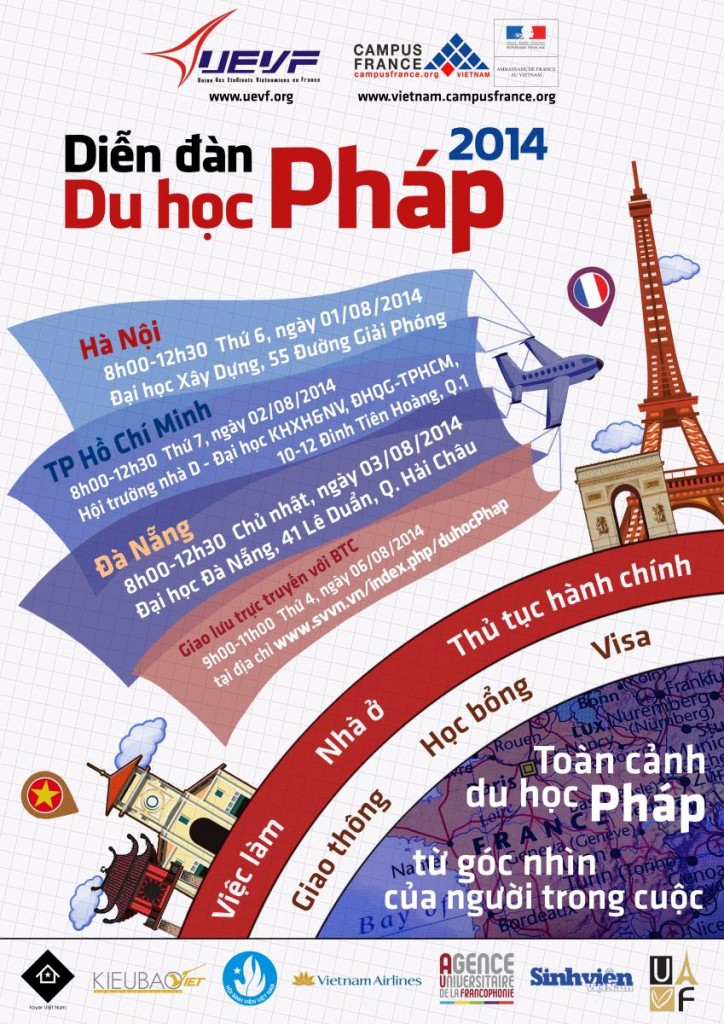 Study in France forum to take place in Vietnam early next month