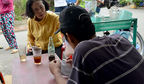 Methadone an option for a small percentage of drug addicts in Vietnam
