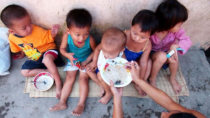 Vietnam has 2.2mn malnourished children