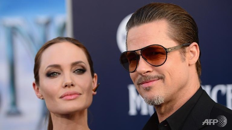 Brad, Angelina tie knot in 'family affair' French wedding
