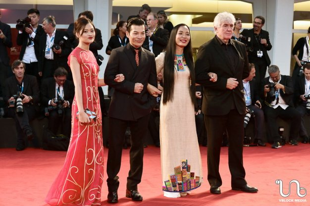 Vietnam flick wins at Venice film festival