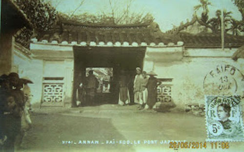 Hoi An town receives unpublished old photos from French journalist