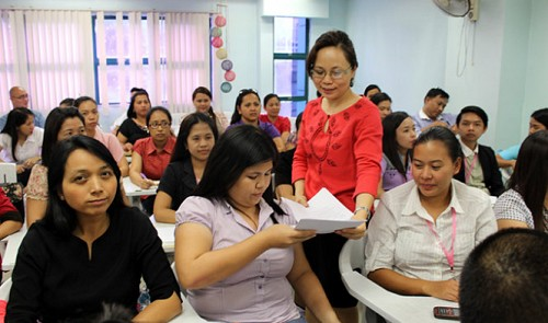 Vietnam hub suspends project to hire Filipino English teachers