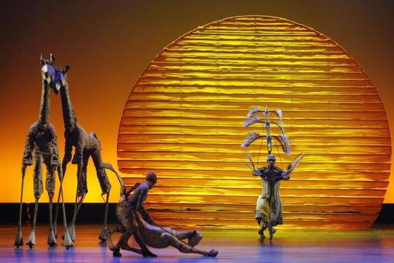 'Lion King' musical is top-grossing box-office production of all time: Disney