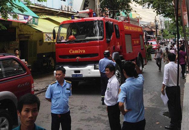 Argentine tourist killed in downtown Saigon hotel fire