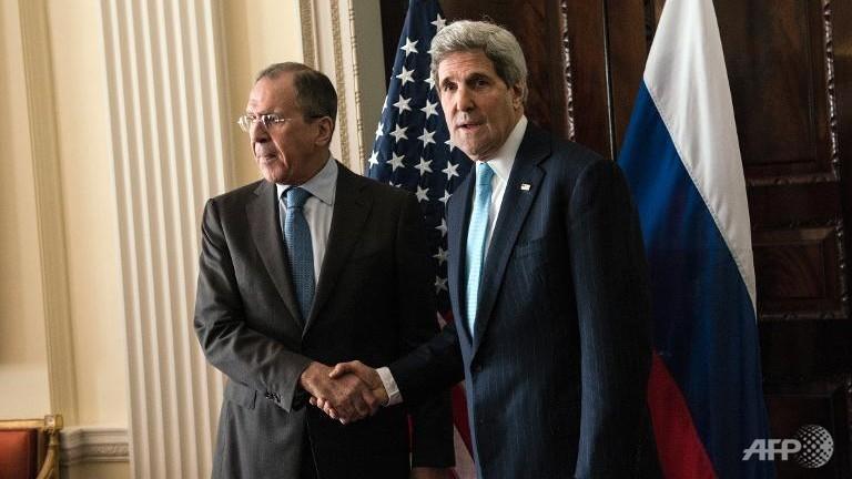 Kerry, Lavrov to meet in Paris with Ukraine, Syria on agenda