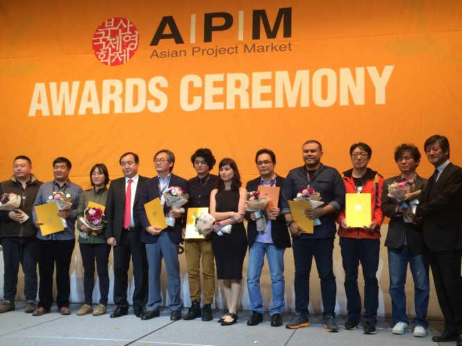 Vietnam film project wins prize in Busan fest Asian category