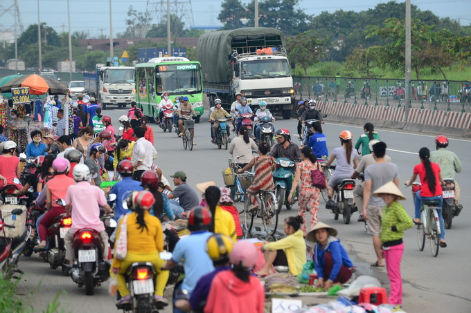 Four new accident hot spots found in HCMC, taking total to 25
