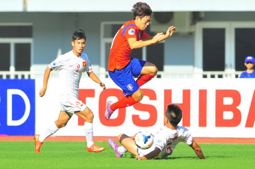 S.Korea batter Vietnam 6-0 in Asian U-19 footy tourney opener