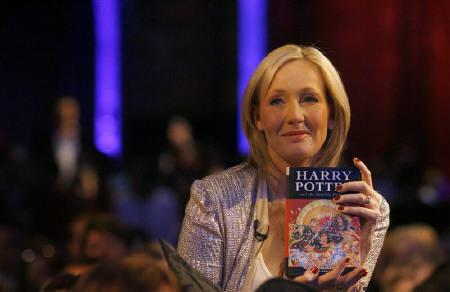 Three new JK Rowling wizard movies due from 2016