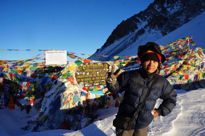Vietnam trekker recalls how she survived Nepal avalanche