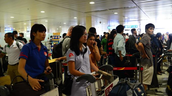 Major airports in Vietnam unfriendly: deputy transport minister