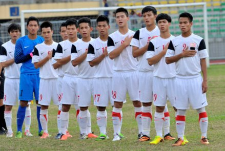 Vietnam debates letting Arsenal-supported academy footballers play at ASEAN University Games
