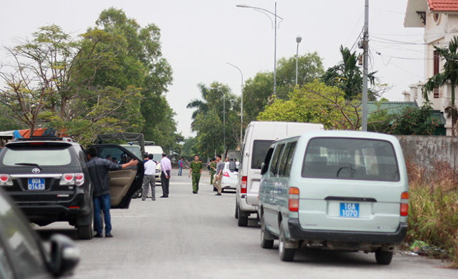 Vietnam police nab 41 Chinese, Taiwanese for swindling $360,000