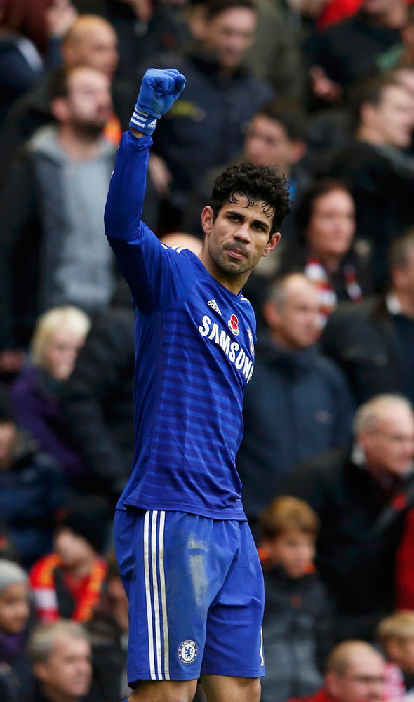 Chelsea march on after 2-1 win at Liverpool