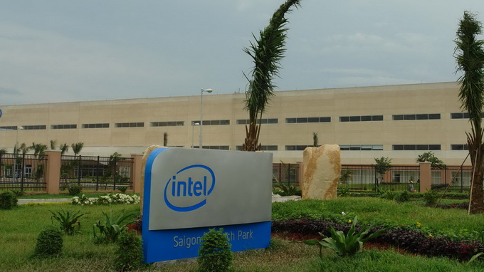 Intel to install second production line at Vietnam factory: CEO