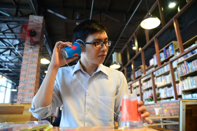 Young graduate dedicated to helping autistic children