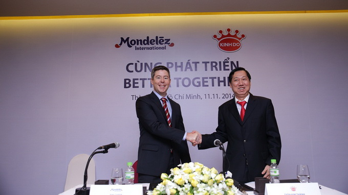 Vietnam's Kinh Do says Mondelēz's $370mn investment requires shareholder approval
