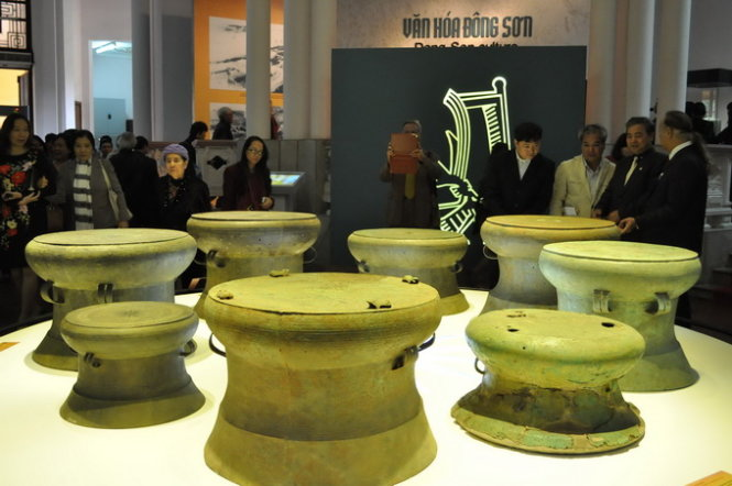 Ongoing exhibit highlights Vietnam's late Bronze Age artifacts