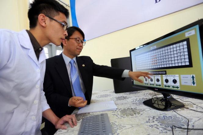 Da Lat University begins using S. Korean-funded nuclear reactor simulator