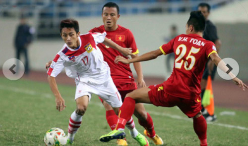Vietnam approach AFF Suzuki Cup semis after 3-0 victory over Laos