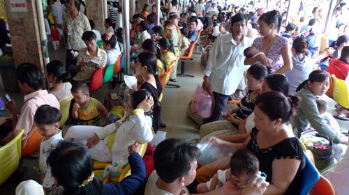 Ho Chi Minh City OK's construction of 1,000-bed pediatrics hospital with helipad
