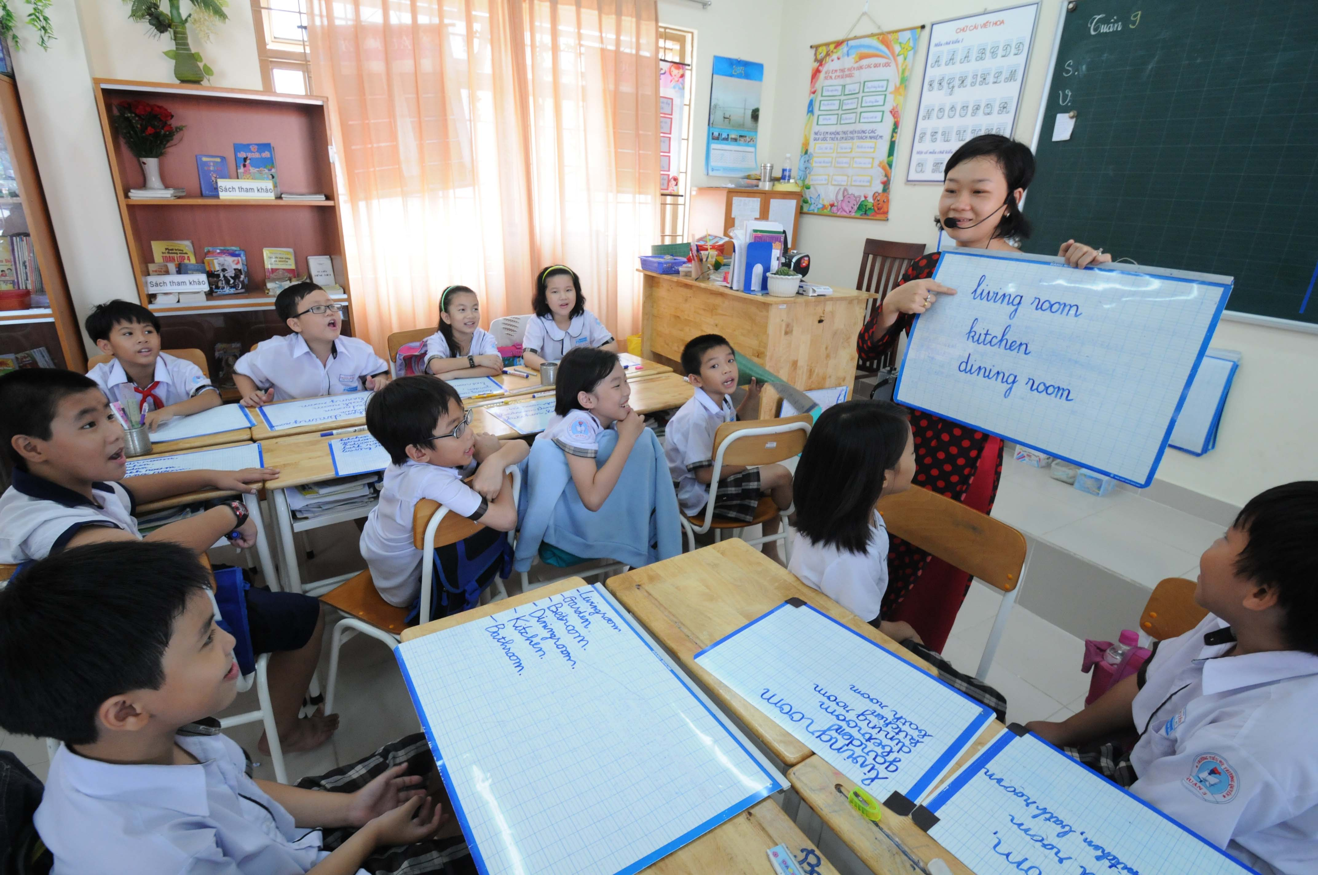 Vietnam listed among countries with low English proficiency